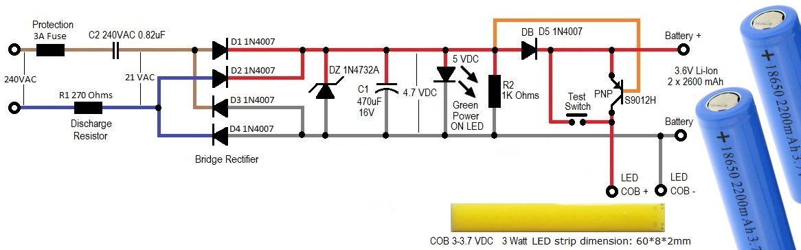 Light Socket Circuit